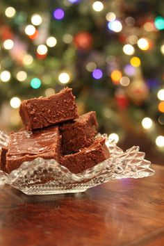 Southern Bite – Stacey Little's Southern Food Blog – Easy Christmas Fudge