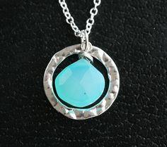 Pretty birthstone jewelry Etsy