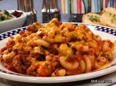Bonnie's Goulosh | Beef Recipes | Faith_Pederson | Just A Pinch Recipe Club