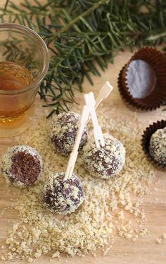 Sprinkle Bakes: Five Minute Bourbon Balls