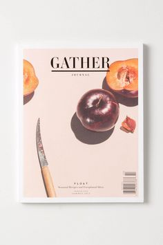 Gather Journal Issue 1 - Anthropologie.com