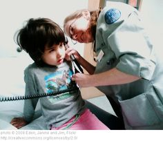 What your doctor is supposed to do for your child's earache