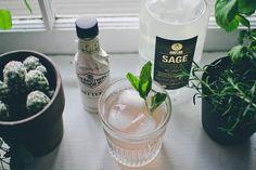 SAGE & Mint Pink Lemonade