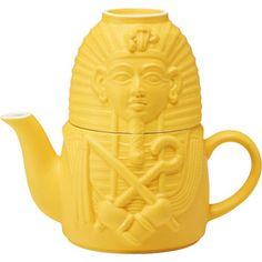 Tutankhamen Tea For One now featured on Fab.