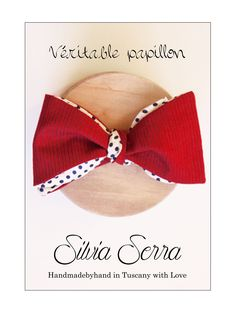 Véritable papillon by Silvia Serra