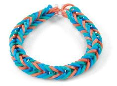 Rainbow Loom Fishtail Bracelet Passport to Imagination Kids At-Home Project
