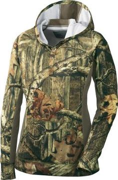 Cabela's: Cabela's Women's OutfitHer™ Hoodie;