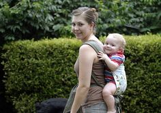 How to sew mei tai baby carrier