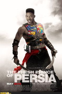 The Fresh Prince in a New Movie