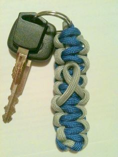 Type 1 Diabetes Awareness keychain - only $6!