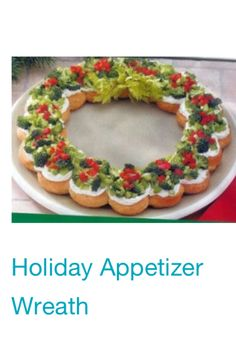 Christmas party idea...could use bagels, greek seasoning...brucetta