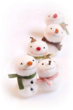 Snowmen :-)