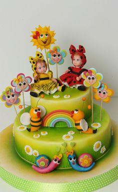 cake 11, twin cake, twin girls, viorica cake, cakes, bolo, torturi, amaz cake, anim cake