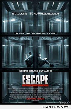 """""""Escape Plan"""" (2013) starring Sylvester Stallone & Arnold Schwarzenegger"""