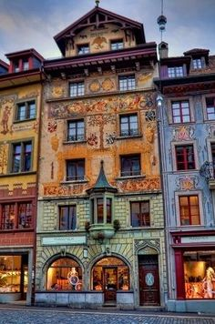 Lucerne Switzerland