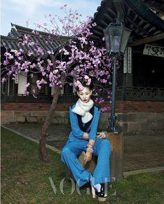 spring .. Korean Vogue