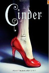Cinder book young adult