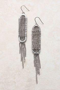 Silver Haley Earrings
