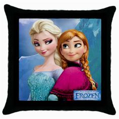 YOU CAN BUY THESE FROZEN MOVIE THROW PILLOW CASES HERE: https://www