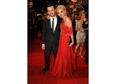 Dominic Cooper & Sarah Harding: Film Awards 2011