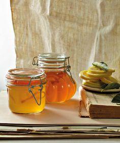 Citrus jelly marmalade