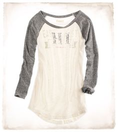 AERIE Baseball Graphic T