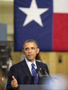 Photos from President Barack Obamas visit to Austin on Thursday, May 9, 2013.