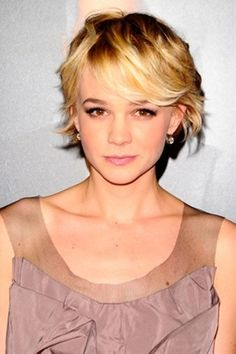 low updo hairstyles : Cute Cuts for Thin / Fine Hair on Pinterest 56 Pins