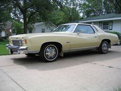 1975 Chevrolet Monte Carlo - $9250