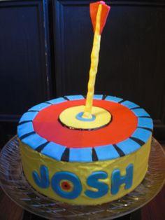 Brave birthday cake ideas