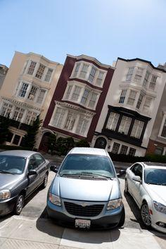 Mason Street, San Francisco. Great perspective!