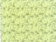 Técnicas crochet