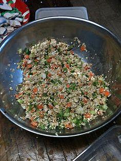 Dog Food Recipe (Homemade)