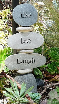 Stone Signs by Teodora George, via Dreamstime