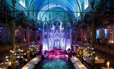 The Angel Orensanz Foundation event venue in New York, NY