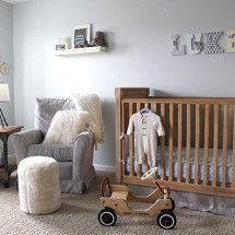 Classic and Soothing Nursery