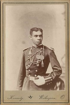 Henry Ossain Flipper Born into slavery in Thomasville, Georgia, on March 21, 1856, Henry Ossian Flipper was appointed to the U.S. Military Academy at West Point, New York, in 1873. Over the next four years he overcame harassment, isolation, and insults to become West Point's first African American graduate and the first African American commissioned officer in the regular U.S. Army.