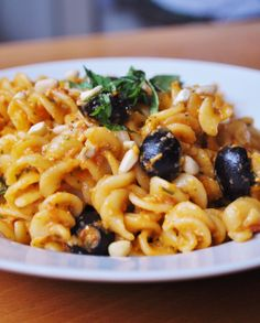 Rich n' Creamy Vegan Tomato Pasta
