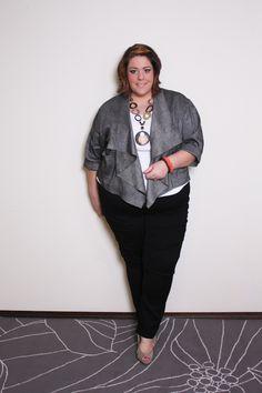 Gotta love the plus size blogs. Life & Style of Jessica Kane