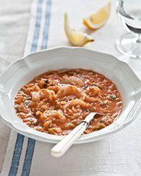 Brazilian Shrimp Soup Recipe