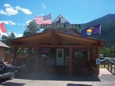 Elkhorn Grill Hungry Horse, MT has wonderful huckleberry pie.