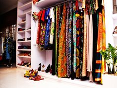 "The Needle Point, a fast growing fashion house in Nigeria unveiled its latest collection tagged ""The Fusion Collection"" on Saturday, June 16th at their store - The Needle Point Shop"