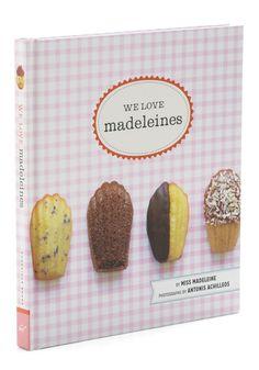 We Love Madeleines, #ModCloth