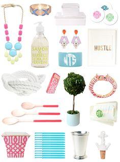 Loren Hope earrings were included in @Mackenzie Horan {Design Darling}'s Weekend Links! So much fun and color!