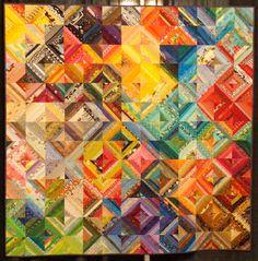 intern quilt, en quilt, houston quilt, piec quilt, modern quilt