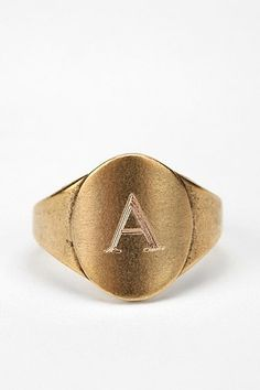would love this signet ring