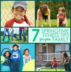 Shake off that cabin fever and get outdoors with your family! Our #LearningToolkit blog shares 7 ways to promote health and fitness this spring. Click for details.