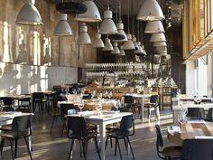 Jaffa restaurant by BK Architects Tel Aviv