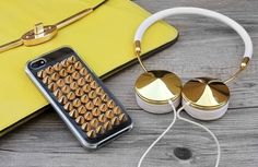 I SPY DIY: Spiked Case / 22 Crafts To Make You Fall In Love With DIYing (via BuzzFeed)