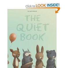The Quiet Book - Deborah Underwood
